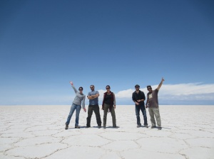 Album cover 2, Rock In Bolivia, The Golden Years