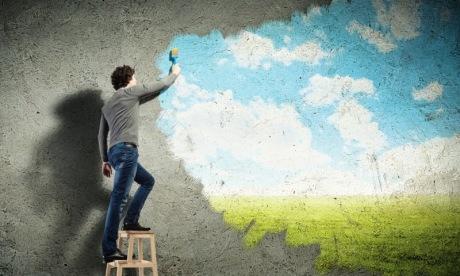 sky-painting